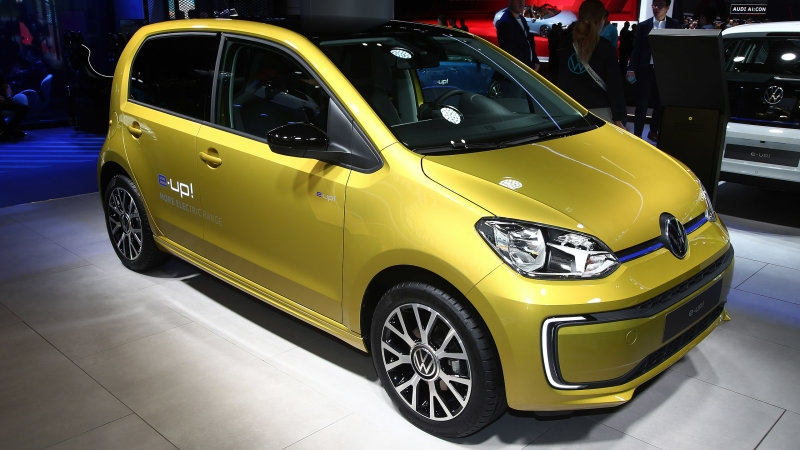 Newest vw id1 and id2 small electric cars in development for 2024 Volkswagen EUp 2020 Reviews