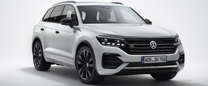 Newest vw touareg v8 last edition marks the end of the 40 tdi Volkswagen Touareg V8 Tdi 2020 Research New
