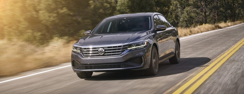 standard and available features for the 2020 vw passat Volkswagen Passat 2020 Specifications