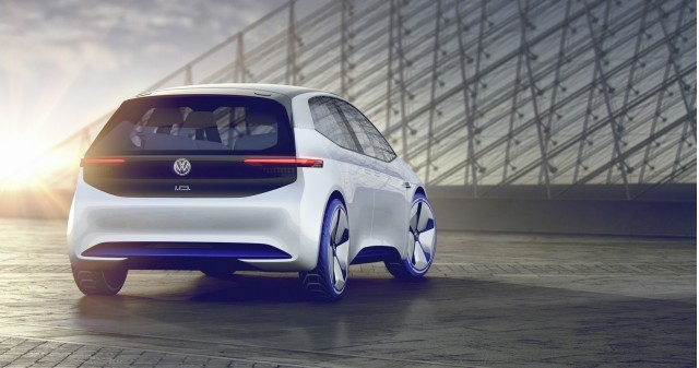 volkswagen id electric car to launch in 2020 along with new Volkswagen Electric Vehicles 2020 Price and Review