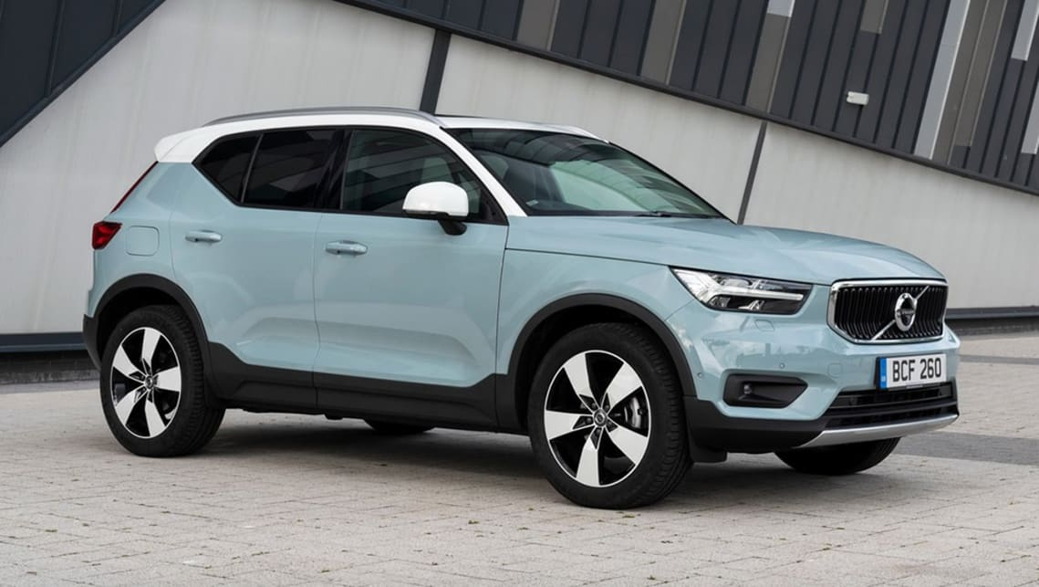 volvo xc40 2020 range wont expand after all car news Volvo Xc40 Model Year 2020 Exterior