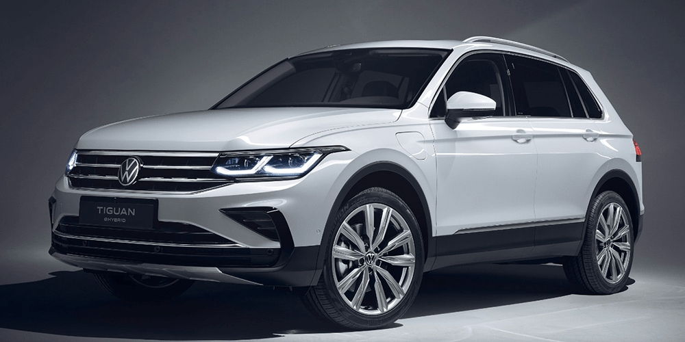 vw reveals plug in hybrid version of the tiguan electrive Volkswagen Plug In Hybrid 2020 Price and Review