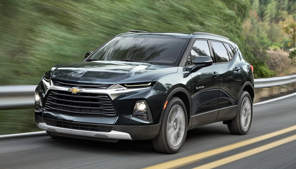 what is the mpg of the 2020 chevrolet blazer uebelhor 2020 Chevrolet Blazer Gas Mileage Configurations
