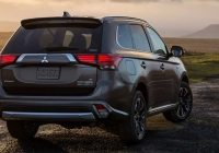 19 the best 2021 mitsubishi outlander phev usa release car Mitsubishi Outlander Phev Usa