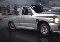 1900 hp dodge ram srt 10 pulls 7s quarter mile world record Dodge Ram Quarter Mile