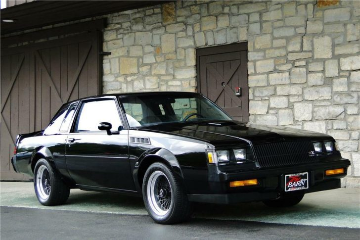 Permalink to Buick Grand National Gnx