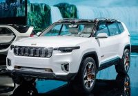 20 new 2021 jeep grand cherokee concept images 2021 jeep Jeep Grand Cherokee Concept