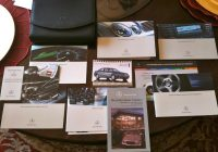 2003 mercedes benz e class owners manual complete set for Mercedes Owners Manual