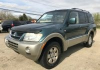 2003 mitsubishi montero limited 4×4 loaded 3rd seat rare and har Mitsubishi Montero Limited