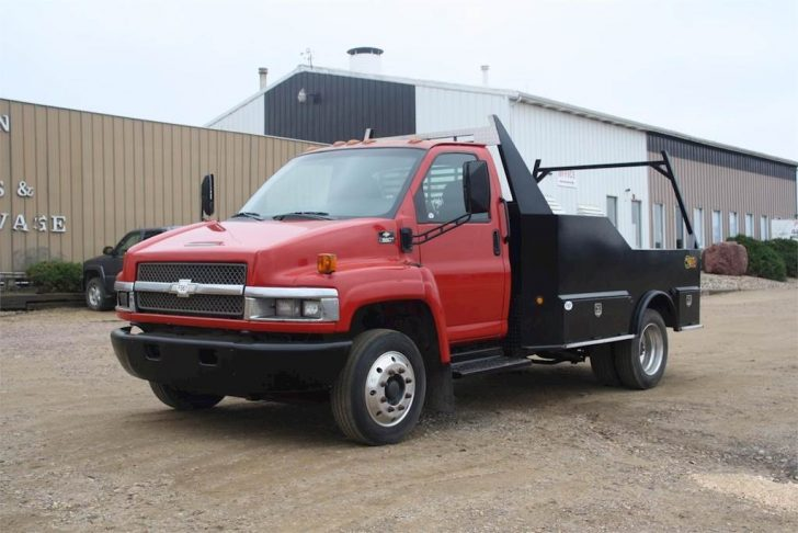 Permalink to Chevrolet Kodiak C5500