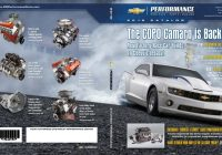2012 performance parts chevrolet performance Chevrolet Performance Catalog