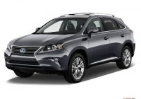 2013 lexus rx hybrid prices reviews listings for sale Lexus Hybrid Suv Reviews
