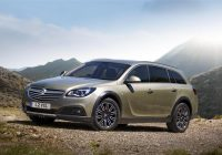 2021 vauxhall insignia country tourer news and information Opel Insignia Country Tourer