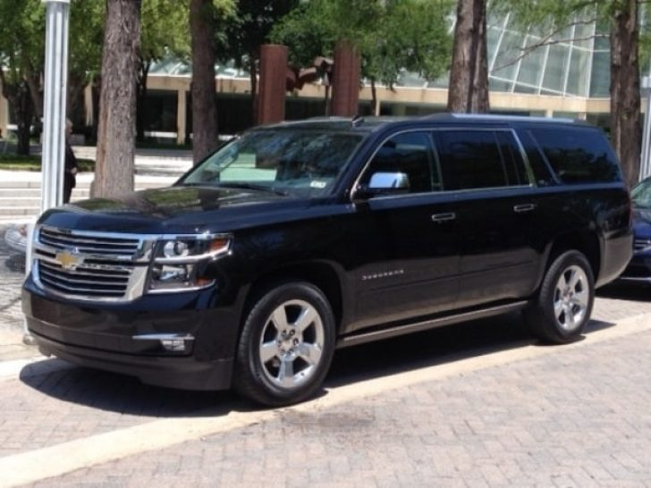 Permalink to Chevrolet Suburban Xlt