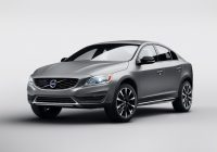 2021 detroit auto show 2021 volvo s60 cross country faq Volvo S60 Ground Clearance