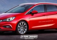 2015 opel astra k imagined as a sports tourer autoevolution Opel Astra K Sports Tourer
