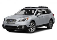 2021 subaru outback values nadaguides Subaru Outback Availability