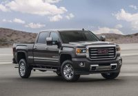 2021 gmc sierra 2500hd new car review autotrader Gmc Sierra 2500 Gas Engine