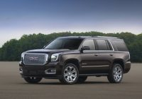 2020 gmc yukon denali 4wd review notes king of the road Gmc Yukon Denali Review