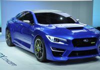 2021 impreza and wrx to inherit 2021s concept styling Subaru Wrx Release Date