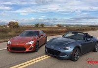 2021 mazda mx 5 vs 2021 scion fr s 0 60 mph review which Mazda Miata Zero To 60