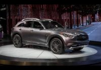 2021 infiniti qx70 redesign changes and concept Infiniti Qx70 Redesign