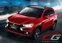 2021 mitsubishi asx now available in the philippines Mitsubishi Asx Philippines