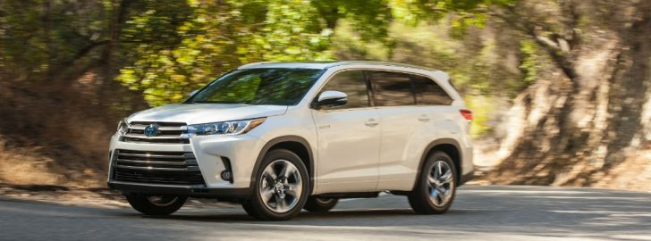 Permalink to Toyota Highlander Configurations
