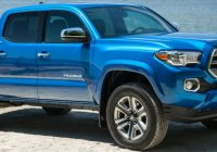 2021 toyota tacoma payload and towing capacity Toyota Tacoma Towing Capacity