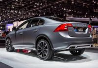 2021 volvo s60 release date redesign and specs Volvo S60 Release Date