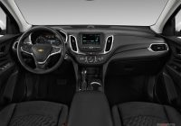 2021 chevrolet equinox 152 interior photos us news Chevrolet Equinox Interior