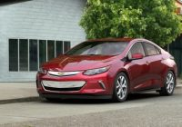 2021 chevrolet volt changes and release date florence Chevrolet Volt Release Date