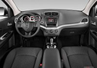 2021 dodge journey 204 interior photos us news world Dodge Journey Interior