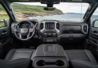 2021 gmc sierra vs 2021 gmc sierra whats the difference Gmc Elevation Interior