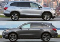 2021 honda pilot vs 2021 acura mdx whats the difference Honda Pilot Vs Acura Mdx