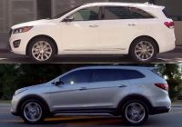 2021 kia sorento vs 2021 hyundai santa fe which is better Kia Sorento Vs Hyundai Santa Fe