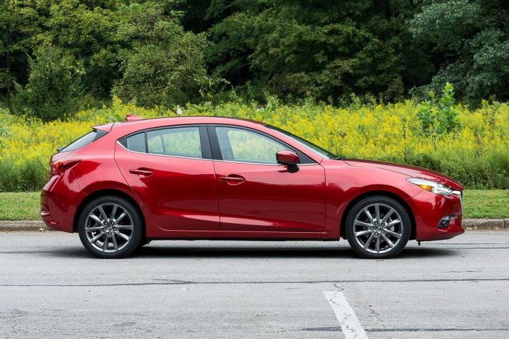 Permalink to Mazda Hatchback Review