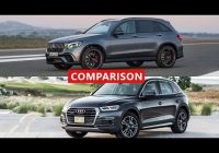 2021 mercedes amg glc vs 2021 audi q5 comparison interior Mercedes Glc Vs Audi Q5