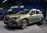 2021 subaru outback brings well thought out facelift to new york Subaru Outback New York