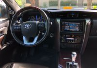 2021 toyota fortuner 28 v review price photos features Toyota Fortuner Interior
