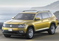 2021 volkswagen atlas us release date and pricing Volkswagen Atlas Release Date