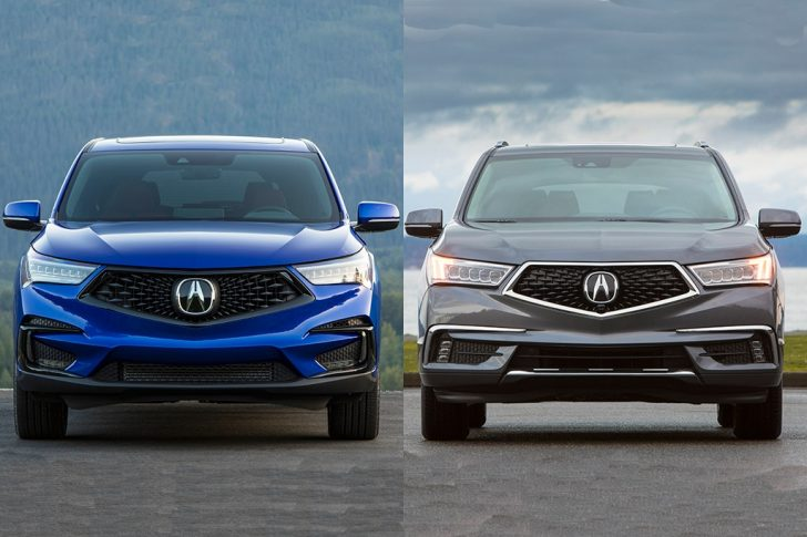 Permalink to Difference Between 2020 And Acura Rdx