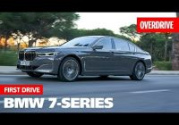 2021 bmw 7 series facelift first drive review overdrive Bmw 7 Series Release Date