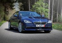 2021 bmw alpina b6 gran coupe prices reviews and pictures Bmw Alpina B6 Gran Coupe
