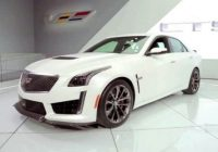 2021 cadillac ats v overview redesign price Cadillac Ats Release Date