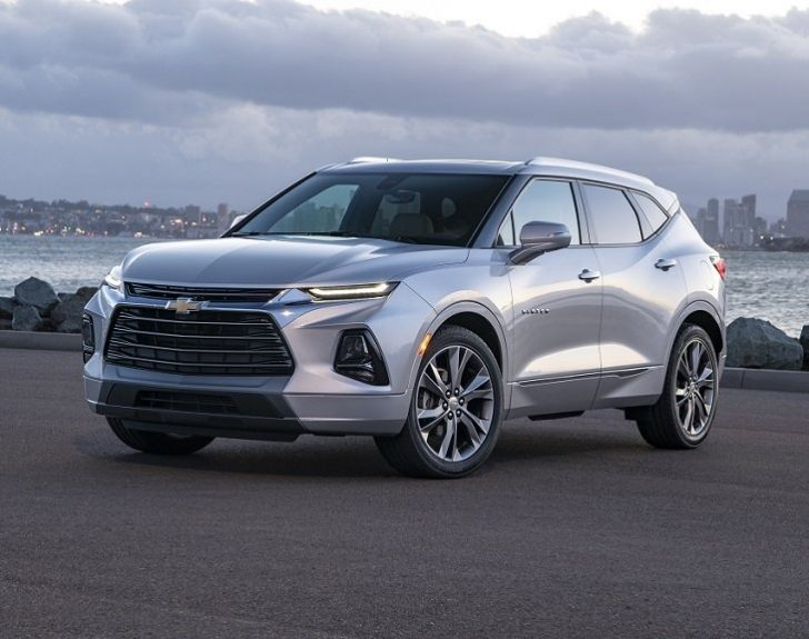 Permalink to Chevrolet Blazer Review
