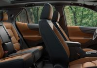 2021 chevrolet equinox interior features dimensions Chevrolet Equinox Interior