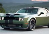 2021 dodge challenger srt hellcat redeye rolls out Dodge Challenger Red Eye
