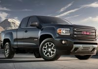 2021 gmc canyon extended cab changes refresh release Gmc Canyon Extended Cab