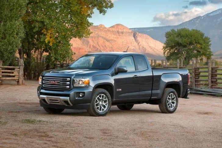 Permalink to Gmc Canyon Extended Cab